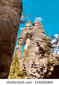 "Andrdpach beautiful rocks ""Lovers"""