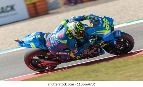 Andrea Iannone during MotoGP Motul TT Assen race in TT Circuit Assen (Assen - Netherlands) on June 29 2018