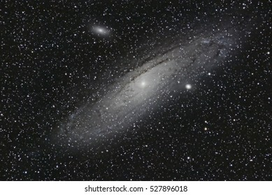 Andromeda Galaxy  - This is NOT NASA - This is my personal work.