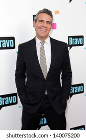 Andy Cohen at the Launch of 7-Eleven's Summer Slurpee Days , 7-Eleven, Los Angeles, CA 05-22-13