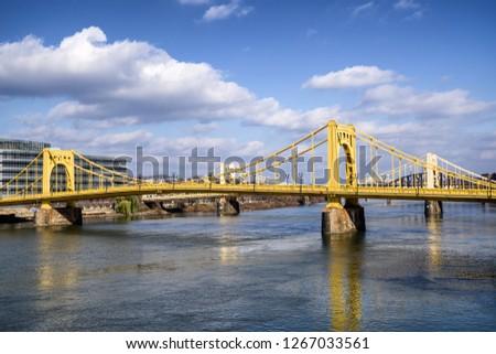 Andy Warhol Bridge also