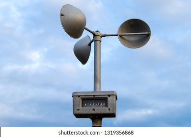 Anemometer Images Stock Photos Amp Vectors Shutterstock