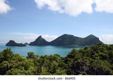 Ang Thong Islands - Thailand