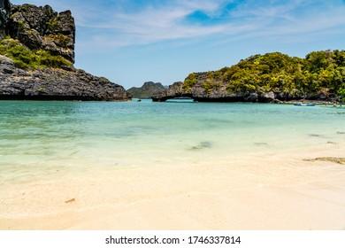 Ang Thong National Marine Park - Shutterstock ID 1746337814