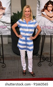 """Angela Kinsey at the """"A Little Help"""" Los Angeles Premiere, Sony Pictures Studios, Culver City, CA. 07-14-11"""