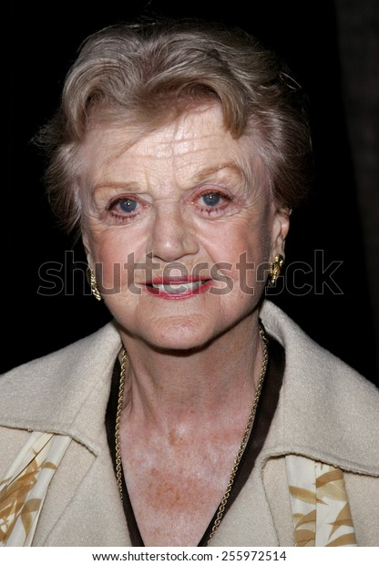 """Angela Lansbury attends """"The Queen"""" Los Angeles Premiere held at the Academy of Motion Picture Arts and Sciences in Beverly Hills, California on October 3, 2006."""