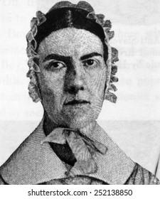 Angelina Grimke (1805-1879)