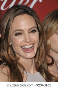 Angelina Jolie at the 2012 Palm Springs Film Festival Awards Gala at the Palm Springs Convention Centre. January 7, 2012  Palm Springs, CA Picture: Paul Smith / Featureflash