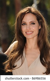 "Angelina Jolie at photocall for her new animated movie ""Kung Fu Panda 2"" at the 64th Festival de Cannes. May 12, 2011  Cannes, France Picture: Paul Smith / Featureflash"