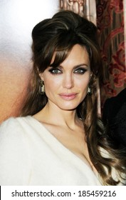 Angelina Jolie at THE TOURIST Premiere, The Ziegfeld Theatre, New York, NY December 6, 2010