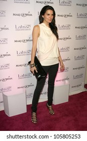 Angie Harmon  at the Launch Party for Latisse, benefiting the Make a Wish Foundation. 800 North La Cienega, Los Angeles, CA. 03-26-09