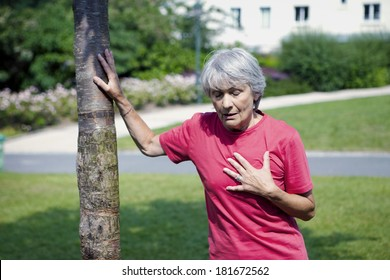 Angina Pectoris, Elderly Person
