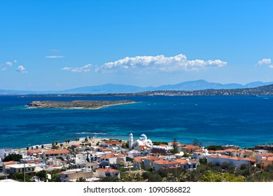 Angistri Greece ,Angistri or Agkistri  is a small island and municipality in the Saronic Gulf in the Islands regional unit, Greece.