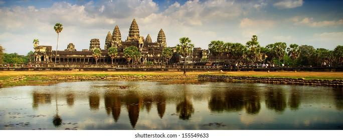 Angkor panoramic