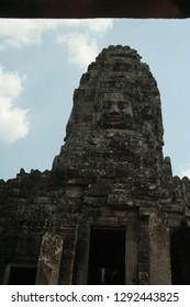 Angkor thom,Combodia Asia