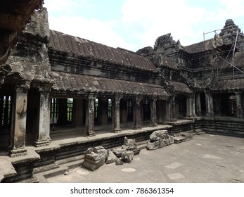 Angkor Wat, Cambodia. 2017