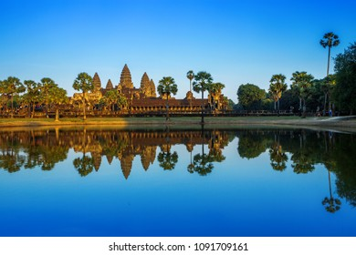 Angkor Wat, Siem Reap, Cambodia  was inscribed on the UNESCO World Heritage List in 1992.