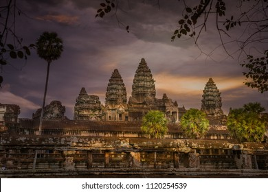 Angkor wat ,siem reap ,Cambodia, was inscribed on the UNESCO World Heritage List in 1992.