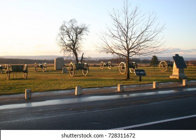 The Angle at Gettysburg