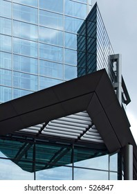Angles - office buildings