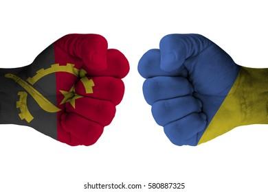 ANGOLA vs UKRAINE