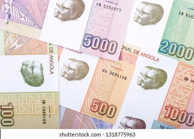 Angolan money a business background
