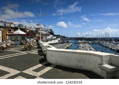 Angra do Heroismo, Island of Terceira, Archipelago of the Azores, Portugal, Europe