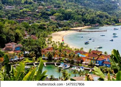 Angra dos Reis Bay - Condo - Gated house community by the sea in Angra dos Reis