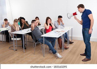 Teacher Yelling High Res Stock Images | Shutterstock