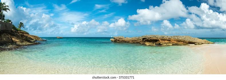 Anguilla island, Caribbean sea
