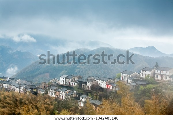 Anhui, China PARKnSHOP attractions in Anhui Province ancestral village ~ wood pear