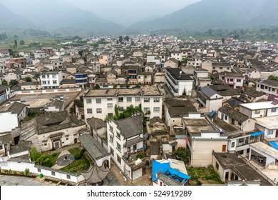 Anhui city of Xuancheng province Jixi County village