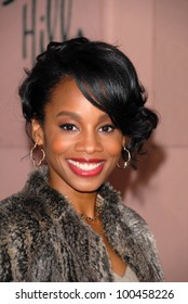 Anika Noni Rose  at The Hollywood Reporter's Power 100: Women In Entertainment Breakfast, Beverly Hills Hotel, Beverly Hills, CA. 12-07-10