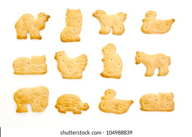 Animal Crackers Isolated Images Stock Photos Vectors Shutterstock