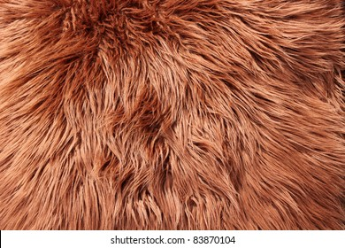 Animal fur - long haired