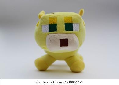 Animal ocelot cat toy
