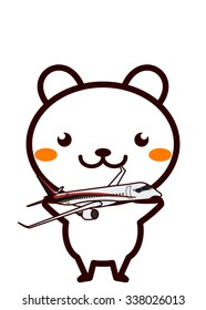 Animal Series with a plane
