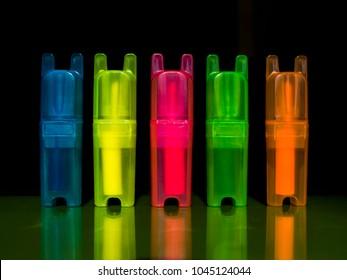 animal shaped phosphor markers