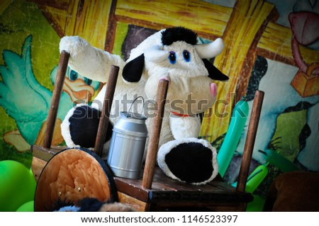 Animal Stuffed Animals Farm Stock Photo Edit Now 1146523397