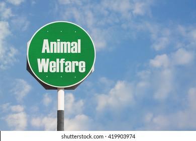 Animal Welfare Sign
