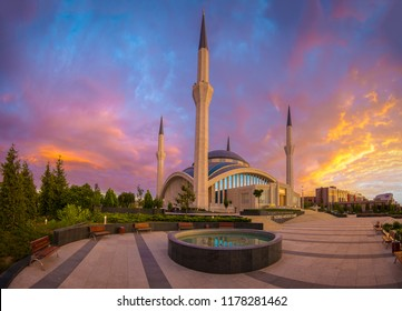 Ankara Ahmet Hamdi Akseki Mosque