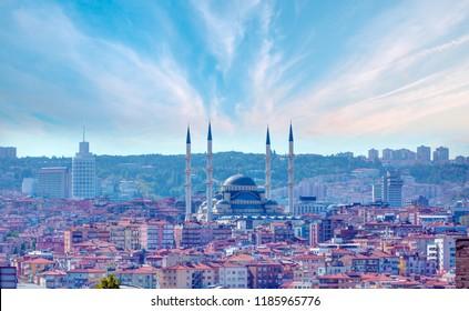 Ankara, Capital city of Turkey
