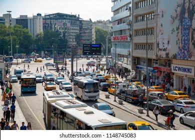 Ankara capital city of Turkey. Ankara icons On 01August, 2018 In Ankara