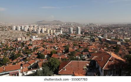 Ankara, Capital of the Republic of Turkey
