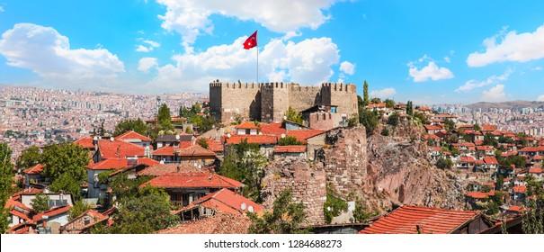 Schloss Ankara, Hauptstadt der Türkei Ankara