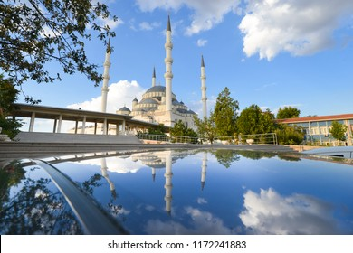 Ankara, Turkey - Kocatepe Mosque