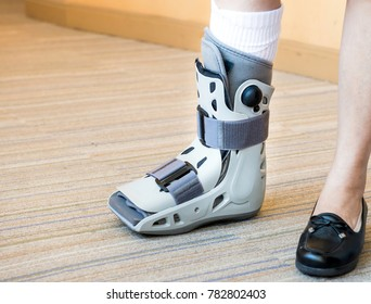 Ankle Brace - Aircast Flat Foot PTTD Brace,Aircast,Boot adult's walker,Foot Braces,Foot compression sleeve,Rehabilitation at home,Valgus deformity of legs,Orthotics measurment,Foot Braces.
