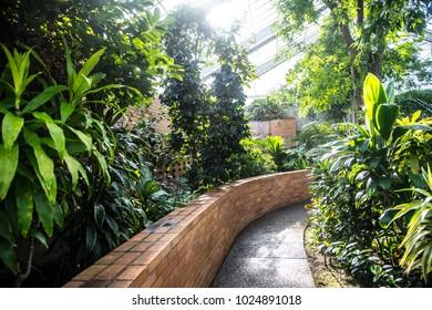 Ann Arbor Michigan Plant Arboretum and Conservatory