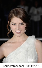 Anna Kendrick at UP IN THE AIR Premiere, Mann's Village Theatre in Westwood, Los Angeles, CA November 30, 2009