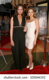 Anna Walton and Devon Aoki  at the Los Angeles Premiere of 'Mutant Chronicles'. Mann Bruin Theater, Westwood, CA. 04-21-09